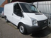 2012 FORD TRANSIT 280 SWB Low roof 100PS *ONE OWNER*S/HISTORY* £7495.00