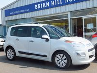 2014 CITROEN C3 PICASSO 1.6 HDi EXCLUSIVE  5dr £7995.00