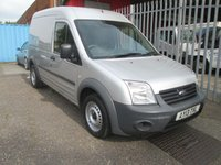 2013 FORD TRANSIT CONNECT 230 LWB High roof 90PS *ONE OWNER*LOW MILES* £6995.00