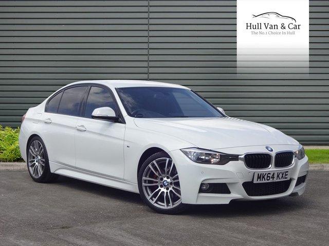 2014 64 BMW 3 SERIES 3.0 330D M SPORT 4d AUTO 255 BHP