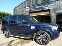 2012 LAND ROVER DISCOVERY 3.0 4 TDV6 COMMERCIAL 1d AUTO 210 BHP £19995.00