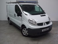 USED 2012 12 RENAULT TRAFIC 2.0 SL27 DCI S/R 1d 115 BHP
