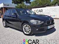 USED 2013 62 BMW 1 SERIES 2.0 116D SE 5d 114 BHP 1 OWNER + FULL BMW HISTORY