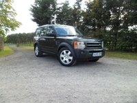 2005 LAND ROVER DISCOVERY 2.7 3 TDV6 HSE 5d AUTO 188 BHP £7995.00