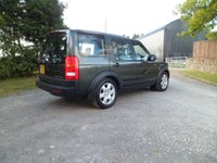 USED 2005 05 LAND ROVER DISCOVERY 2.7 3 TDV6 HSE 5d AUTO 188 BHP FANTASTIC EXAMPLE. EXCELLENT HISTORY. SAT NAV. HARMON KARDON. HUGE HSE SPEC