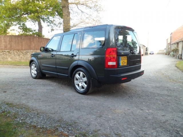 2005 Land Rover Discovery 3 Tdv6 Hse 7995