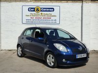 USED 2006 56 TOYOTA YARIS 1.3 T SPIRIT VVT-I 5d 86 BHP Service History HPI Clear 0% Deposit Finance Available