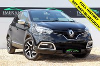 USED 2013 63 RENAULT CAPTUR 1.5 DYNAMIQUE MEDIANAV ENERGY DCI S/S 5d 90 BHP £0 DEPOSIT FINANCE AVAILABLE, SECURE WITH A £99 FULLY REFUNDABLE DEPOSIT, SATELLITE NAVIGATION, BLUETOOTH CONNECTION, TOUCH SCREEN MEDIA, CRUISE CONTROL, LOW MILEAGE, PRIVACY GLASS
