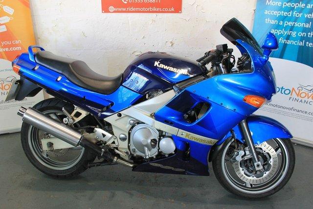 2001 51 KAWASAKI ZZR600