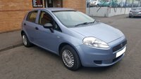 USED 2007 S FIAT GRANDE PUNTO 1.2 ACTIVE 8V 5d 65 BHP