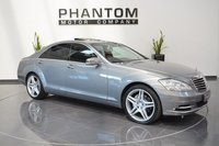 USED 2009 59 MERCEDES-BENZ S CLASS 3.0 S350 CDI BLUEEFFICIENCY 4d AUTO 235 BHP