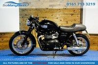 2013 TRIUMPH BONNEVILLE 865cc T 100 - Low miles £5794.00