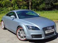 USED 2009 09 AUDI TT 2.0 TDI QUATTRO S LINE 3d  FANTASTIC CONDITION AND GREAT LOW MILEAGE