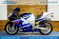 2002 SUZUKI GSXR 600 599cc GSXR 600 K1  £2994.00
