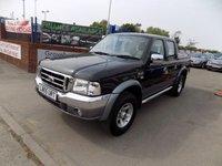 2005 FORD RANGER 2.5 THUNDER D/C 1d 107 BHP £5995.00