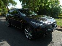 2013 INFINITI FX 3.0 FX30D 5d AUTO 235 BHP £17500.00