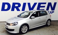 USED 2012 12 VOLKSWAGEN GOLF 1.6 S TDI BLUEMOTION 5d 103 BHP HATCHBACK