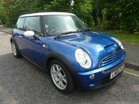 2005 MINI HATCH COOPER 1.6 COOPER S 3d 168 BHP £4000.00