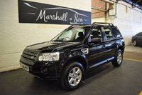 2011 LAND ROVER FREELANDER 2 2.2 TD4 GS 5d 150 BHP £9299.00