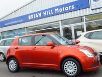 2008 SUZUKI SWIFT 1.3 GL 5d  £3295.00