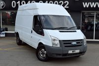 USED 2008 08 FORD TRANSIT 2.4 350 LWB HR 1d 100 BHP