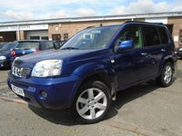 USED 2007 07 NISSAN X-TRAIL 2.2 COLUMBIA DCI 5d 135 BHP GOOD HISTORY+NICE EXAMPLE