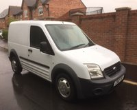 USED 2012 12 FORD TRANSIT CONNECT 1.8 T200 (75 BHP) SHORT WHEEL BASE, LOW ROOF
