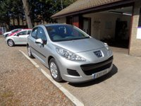 USED 2011 11 PEUGEOT 207 1.4 S HDI 5d 68 BHP GREAT LITTLE CAR VERY ECONOMICAL AND ONLY £20 A YEAR ROAD TAX! 1 OWNER FROM NEW