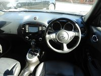 USED 2015 15 NISSAN JUKE 1.6 TEKNA XTRONIC 5d AUTO 117 BHP FULL SERVICE HISTORY FROM NEW 1 OWNER