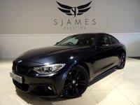 2013 BMW 4 SERIES 3.0 430D M SPORT 2d AUTO 255 BHP £21490.00