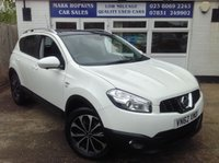 USED 2012 62 NISSAN QASHQAI 1.5 N-TEC PLUS DCI 5d 110 BHP *40K FSH  DEMO + ONE LADY OWNER  EXCELLENT CONDITION*