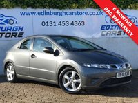 USED 2010 10 HONDA CIVIC 2.2 I-CTDI SE 5d 138 BHP