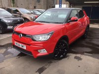 USED 2016 66 SSANGYONG TIVOLI 1.6D ELX STYLE 5d 113 BHP