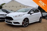 USED 2014 14 FORD FIESTA 1.6 ST-2 3d 180 BHP Bluetooth, Sony Stereo & more