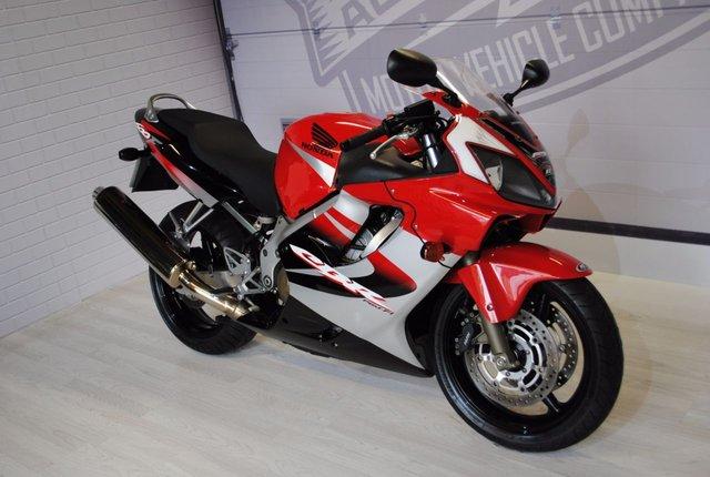 2005 05 HONDA CBR600F F5