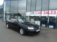 USED 2006 06 SAAB 9-3 2.0 LINEAR T 2d 150 BHP £0 DEPOSIT, LOW RATE FINANCE ANYONE, DRIVE AWAY TODAY!!