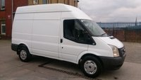 USED 2012 12 FORD TRANSIT 2.2 350 H/R 1d 124 BHP MWB 1 OWNER F/VOSA/ PRINT OUT /////