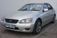 2004 LEXUS IS 2.0 200 SE 4d 153 BHP £2495.00