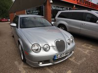 USED 2007 07 JAGUAR S-TYPE 2.7 XS D 4 DOOR 206 BHP IN SILVER WITH 80,000 MILES  APPROVED CARS ARE PLEASED TO THIS JAGUAR S-TYPE 2.7 XS D 4 DOOR 206 BHP IN SILVER WITH 80,000 MILES THE CARS ON GREAT CONDITION INSIDE AND OUT WITH A FULL SERVICE HISTORY SERVICED AT 15K,35K,44K,54K,71K AND 79K ALONG WITH A GREAT SPEC INCLUDING FULL BLACK LEATHER INTERIOR AND SAT NAV.