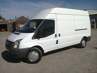USED 2008 08 FORD TRANSIT T350 100PS LWB H/R 3500KG