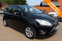 USED 2013 13 FORD C-MAX 1.6 ZETEC TDCI 5d 114 BHP Free 12 Month National Warranty Included