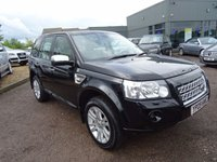 USED 2009 09 LAND ROVER FREELANDER 2.2 TD4 HSE 5d AUTO 159 BHP 1 PREVIOUS OWNER  5 SERVICE STAMPS SERVICED AT 16376M 26584M 34188M 44763M 68684M  PLUS SERVICE RECIEPTS MOT OCTOBER 2017 3 NAVIGATION DISCS VERY HIGH SPECIFICATION