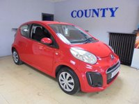 USED 2013 13 CITROEN C1 1.0 VTR 3d 67 BHP * 2 OWNERS * LONG MOT *