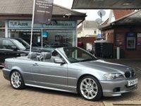 2005 BMW 3 SERIES 3.0 330CI SPORT 2d 228 BHP £5495.00