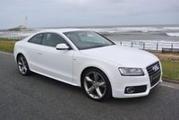 2010 AUDI A5 2.0 TDI S LINE SPECIAL EDITION 2d 168 BHP £SOLD