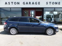 USED 2013 13 FORD MONDEO 1.6 ZETEC BUSINESS EDITION TDCI 5d 114 BHP **SAT NAV** ** ONE OWNER * FSH * NAV **