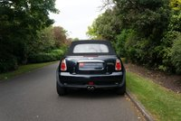 USED 2008 08 MINI CONVERTIBLE 1.6 COOPER S SIDEWALK 2d AUTO 168 BHP