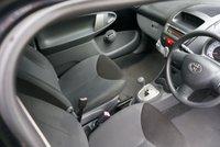 USED 2007 57 TOYOTA AYGO 1.0 BLACK VVT-I MM 3d AUTO 69 BHP