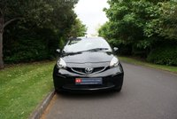 USED 2007 57 TOYOTA AYGO 1.0 BLACK VVT-I MM 3d AUTO 69 BHP