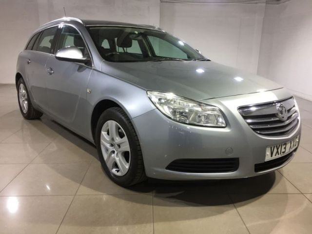 View our 2013 13 VAUXHALL INSIGNIA 2.0 EXCLUSIV CDTI 5d 128 BHP